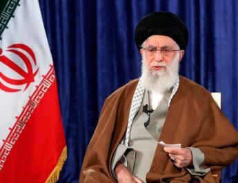 ifmat - Khamenei calls for destruction of Israel