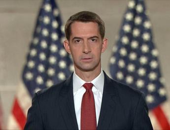 ifmat - Sen Cotton asks if AP reporters let Hamas use them as human shields