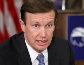 ifmat - Sen Murphy discusses nuclear issue with Iran diplomat