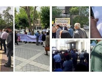 ifmat - What is the message of ongoing protests in Iran