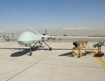 ifmat - With Iranian support drones are becoming a larger threat to Israel