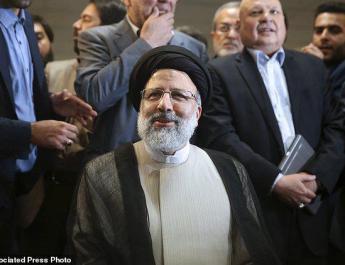 ifmat - Ebrahim Raisi miraculous progress from junior cleric to Ayatollah