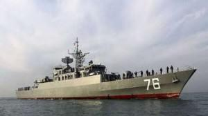ifmat - How two Iranian warships are testing American mettle