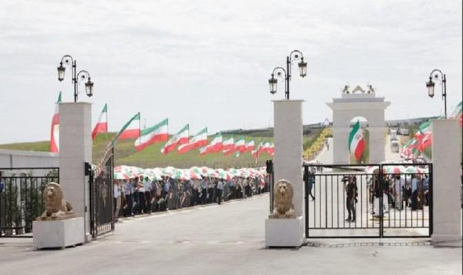 ifmat - Iran Regime cries about those who live in Albania