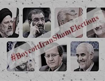 ifmat - Iran opposition reiterates call for election boycott