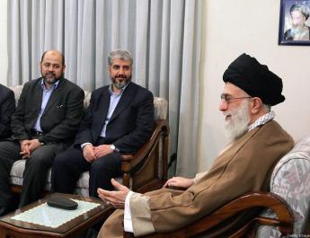 ifmat - Iranian influence on Hamas