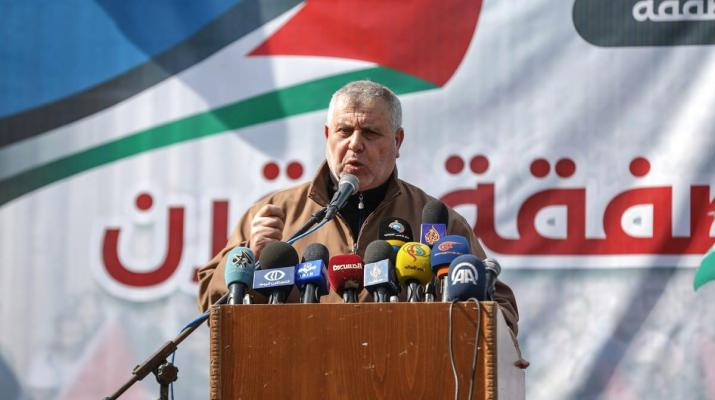 ifmat - Islamic Jihad - Next Jerusalem battle will be regional war
