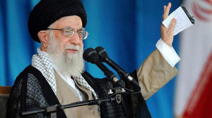 ifmat - Khamenei says Iran wants action not promises for revival of 2015 nuclear deal