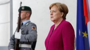 Merkel needs to end support for terrorist Iran's regime