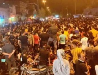 ifmat - Growing Anger At Iranian Officials As Protests Spread