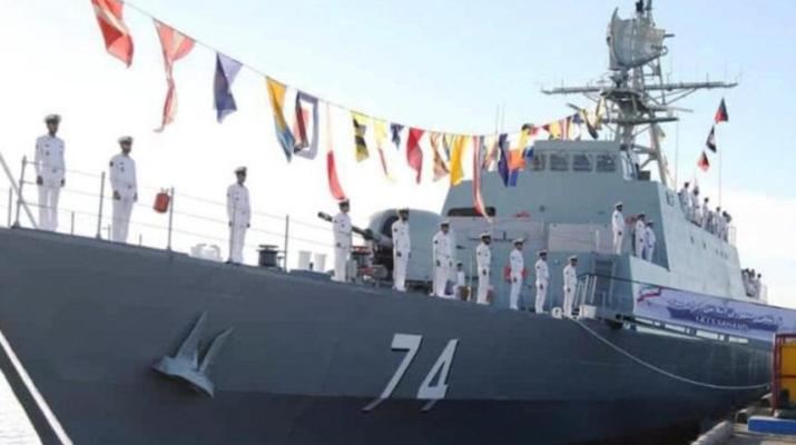 ifmat - Has Iran launched a new stealth missile boat