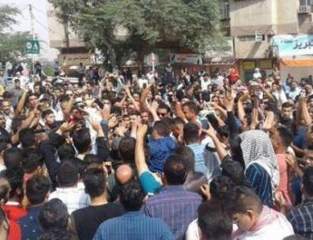 ifmat - Iran experiences internet shutdowns amid protests over water crisis