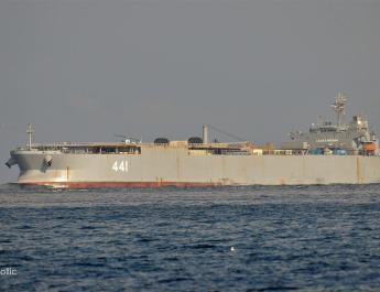 ifmat - Iran largest warship now in the Baltic Sea bound for Russia