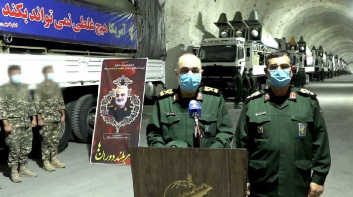 ifmat - Iran priorities become clearer as IRGC weapons show-off continues