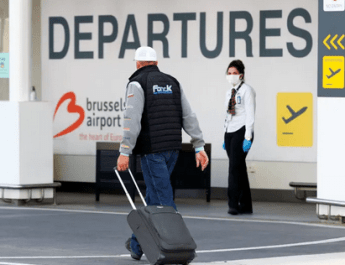 ifmat - Iranian womans suitcase sparked evacuation of Brussels airport