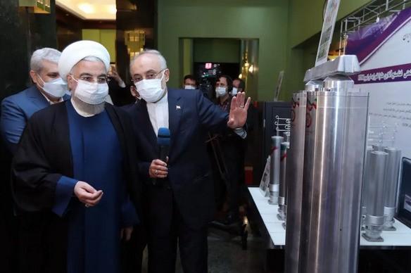 ifmat - Irans uranium gambit is a dangerous negotiating tactic