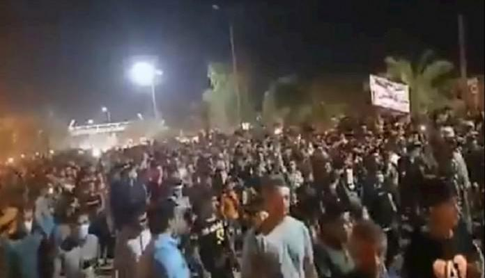 ifmat - Khuzestan uprising reaction to looting and repression