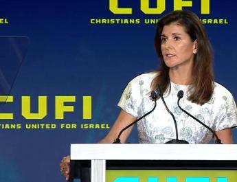ifmat - Nikki Haley says Iran is the sugar daddy of Hamas