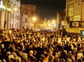 ifmat - Police use extreme force to quell Khuzestan water shortage protests
