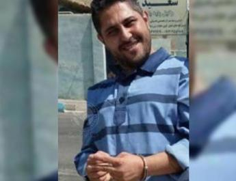 ifmat - Political prisoner lashed before being granted leave in Tehran