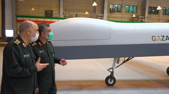 ifmat - US plans sanctions against Iran drones and guided missiles