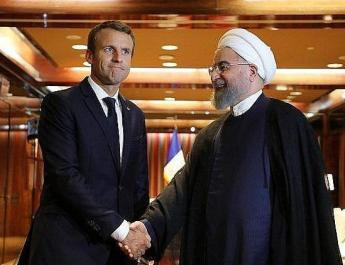 ifmat - France Macron calls on Iran again to return to nuclear talks