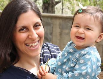 ifmat - Iran backtracks on plans to release Zaghari-Ratcliffe as court sentences another Briton