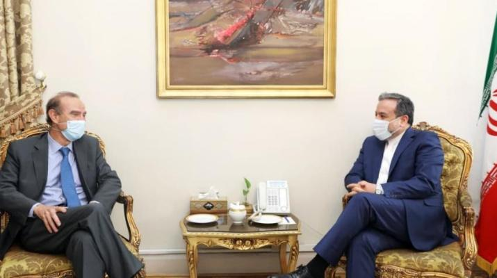 ifmat - Iran rights activist says EU wrong to attend Raisi presidential inauguration