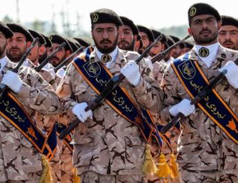 ifmat - US Hits IRGC Qods Force network with sanctions