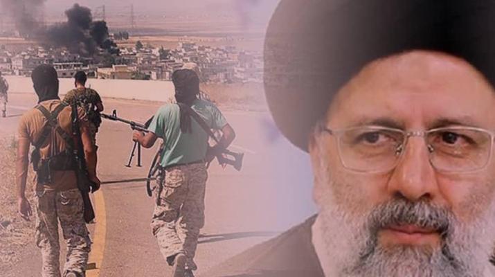ifmat - With Ebrahim Raisi as its President Iran Regime threats increase