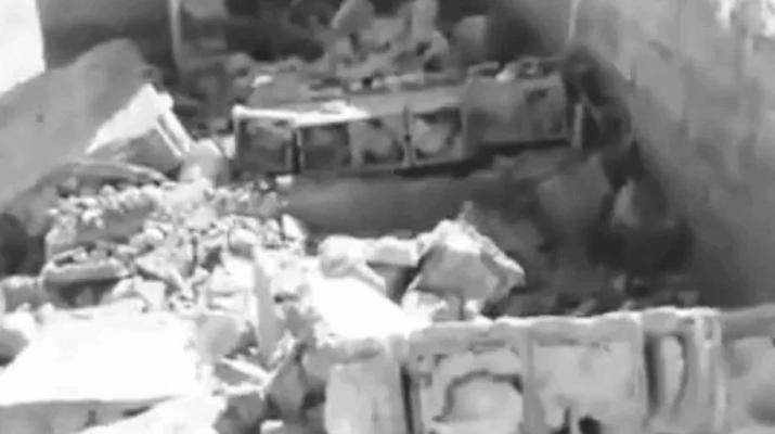ifmat - Bahai Cemetery in Kohgiluyeh and Boyer-Ahmad Is Destroyed