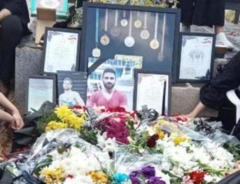 ifmat - Cellmate who testified in Afkari case reported dead in Tehran prison