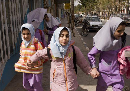 ifmat - Iranian children are being punished based on their parents religion and beliefs