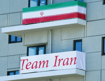 ifmat - Iranian sports minister joins antisemitic attack against Israeli athletes