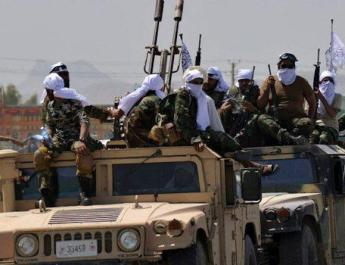 ifmat - Taliban Delivers US Military Vehicles To Iran