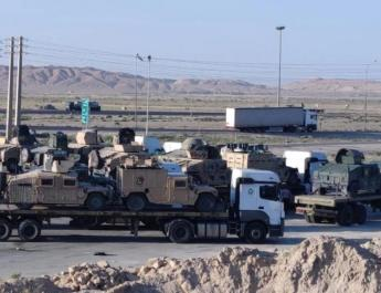 ifmat - Taliban terrorists reportedly deliver American military hardware to Iran