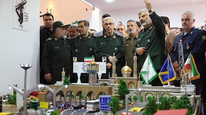 ifmat - All construction megaprojects in Tehran handed to IRGC engineering arm