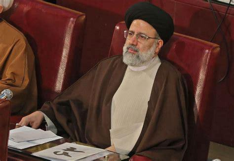 ifmat - Ebrahim Raisi should be arrested for genocide if he comes to Scotland for climate change summit