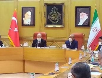 ifmat - Iran and Turkey to bolster security cooperation