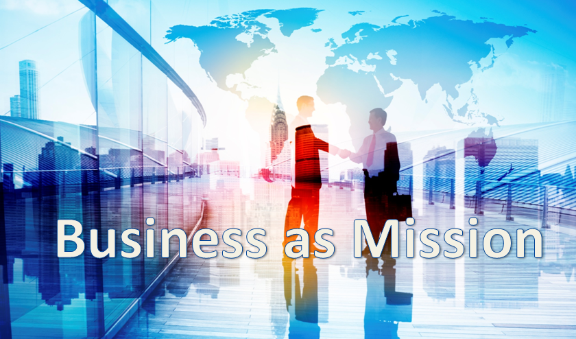 What is Business as Mission? | Steve Rundle Biola University