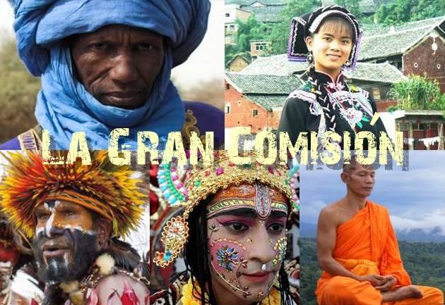 La Gran Comisión Re-examinada