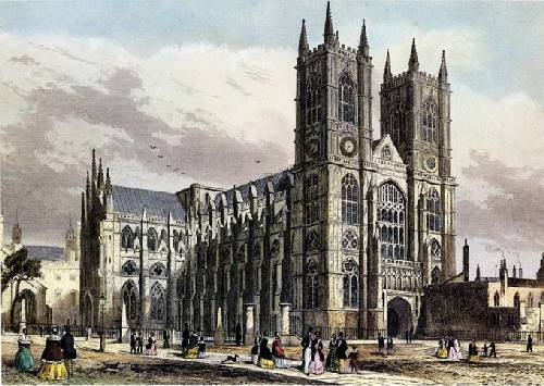 westminster_abbey_1851