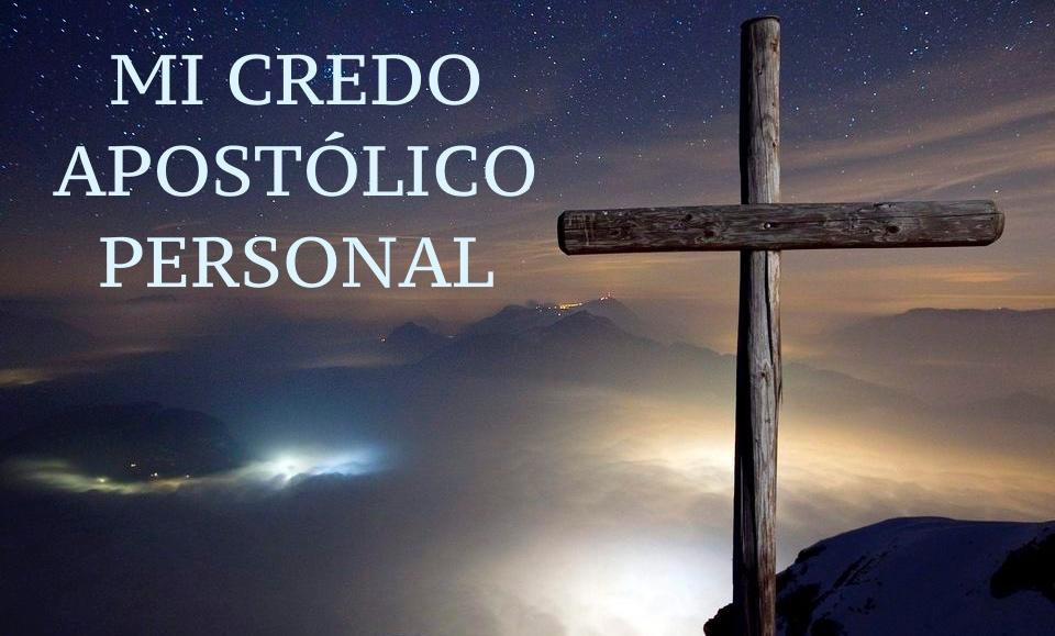 Credo Apostólico Personal
