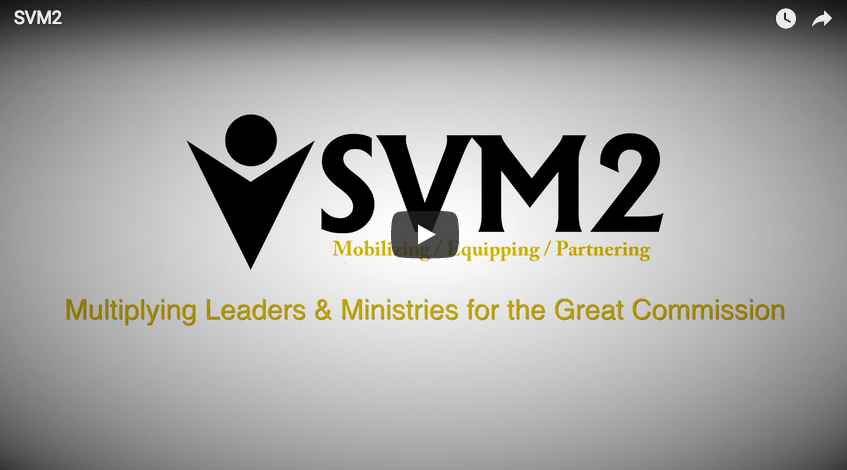 Multiplying Leaders and Ministries for the Great Commission