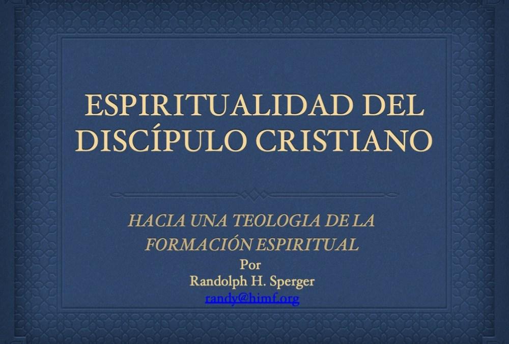 Lección 1 – Espiritualidad Apostólica