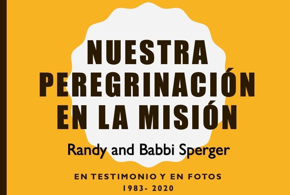 Nuestra Peregrinación en la Misión: Parte 1 Estudiantes Universitarios