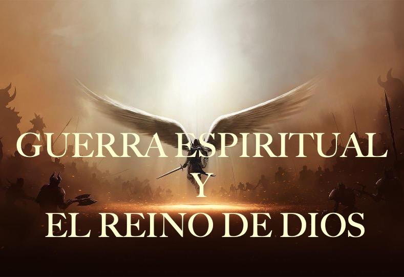 Guerra Espiritual y el Reino de Dios Parte 1 | Alfredo Martínez Barrantes