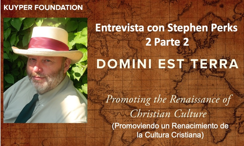 ENTREVISTA DOS DE STEPHEN PERKS PARTE 2