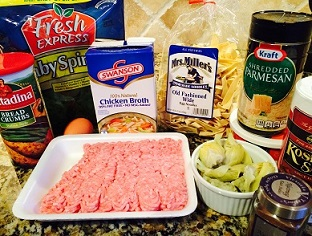 Pork Meatballs in Parmesan Broth_ingredients