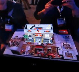 Next generation Lego augmented reality